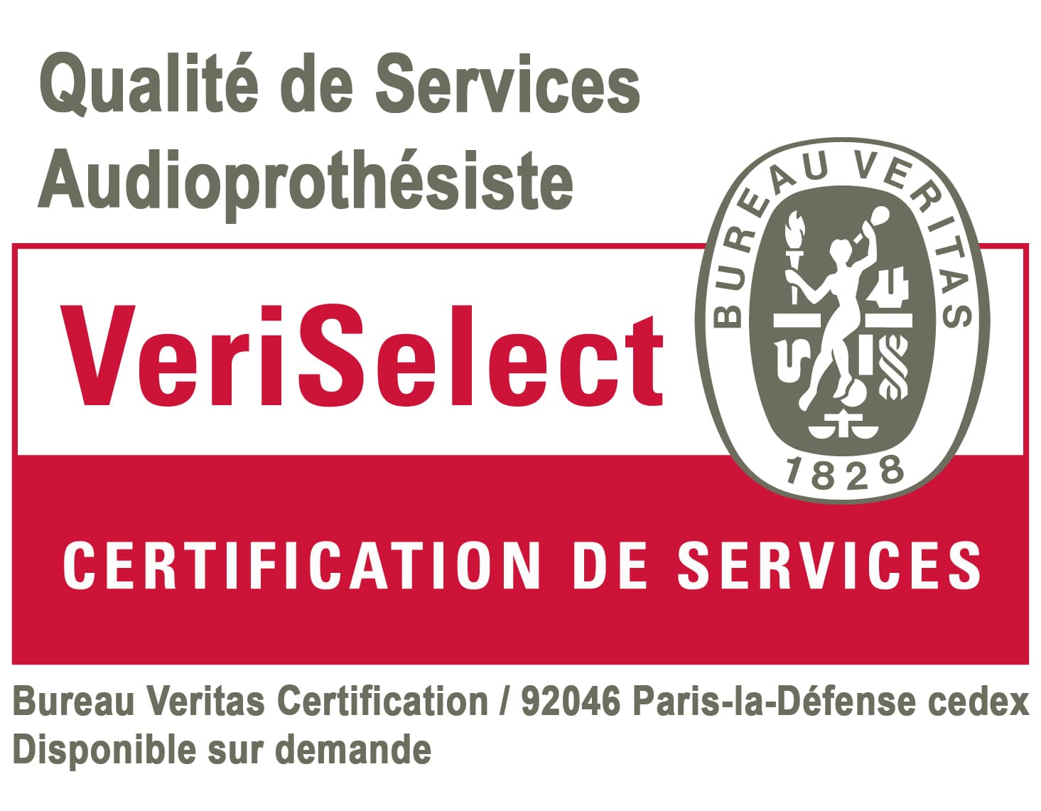 VeriSelect Audio Prothésiste 26